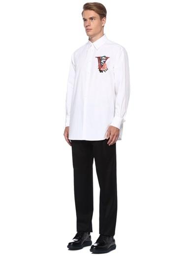 Valentino Gömlek Beyaz